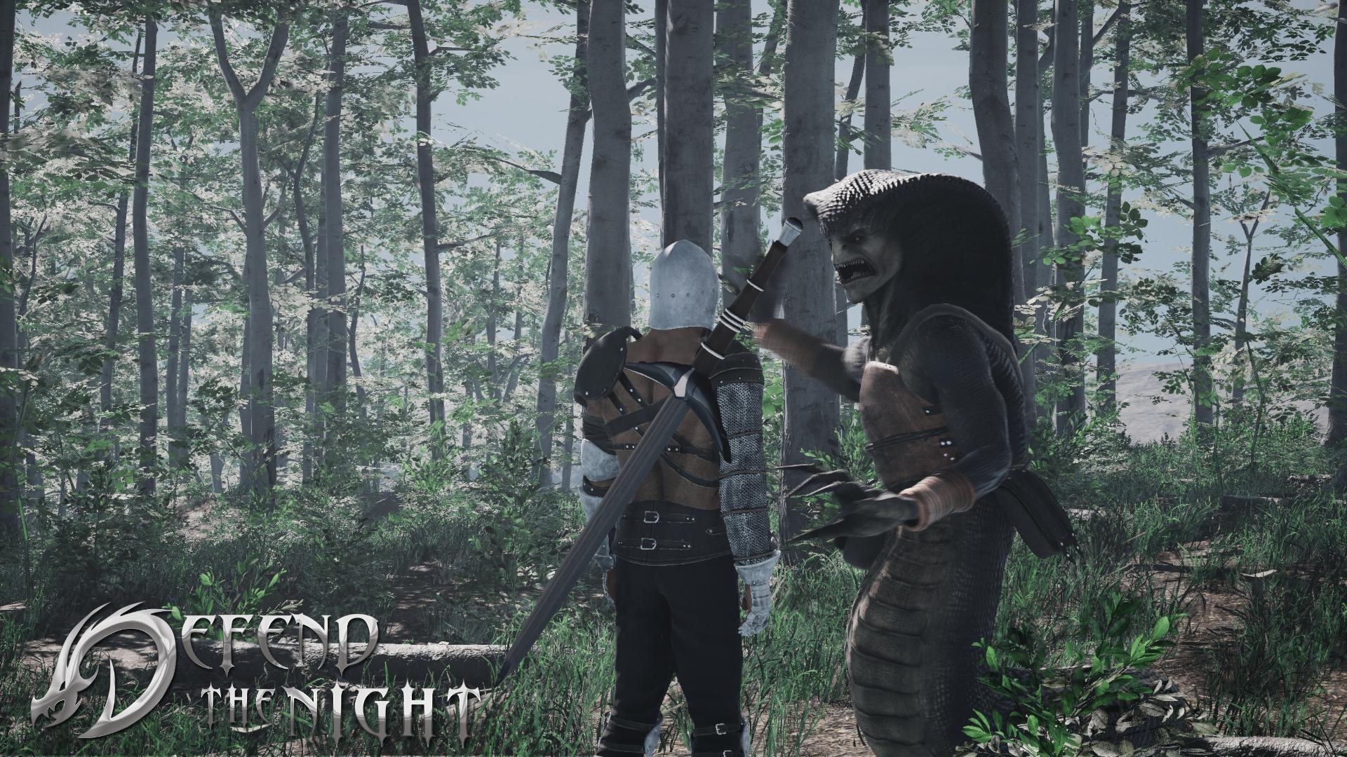 In Development: Defend The Night